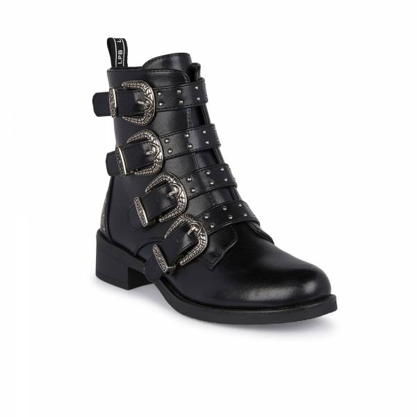BOTTINES QUADRI